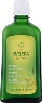 Weleda Citrus Refreshing Badmelk - 200ml