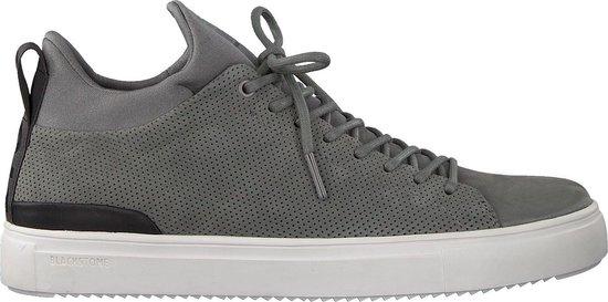 Blackstone Heren Lage sneakers Sg28 - Grijs - Maat 45