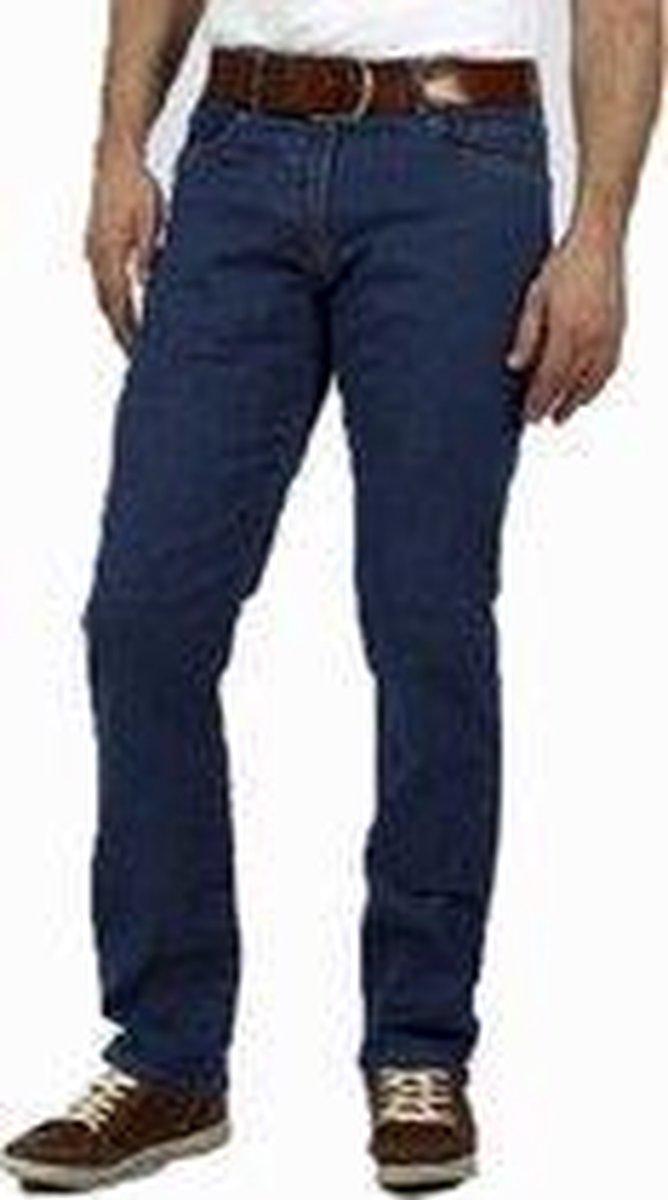 DJX Heren Jeans Model 221 Regular - Kleur: Medium Stone - Maat: 40/34
