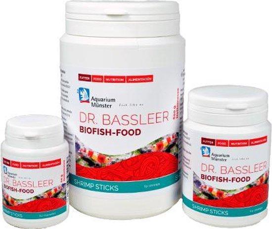 Shrimp Sticks- garnalen voer - Dr. Bassleer BioFish Food 150 gr
