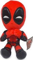 "Deadpool Marvel - ""Heart Hands"" - Pluche Knuffel - 35 cm"