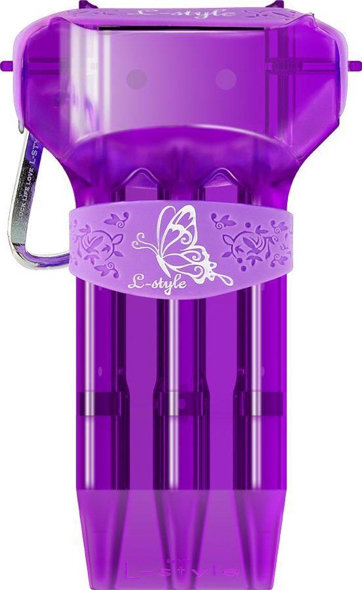 L-Style Krystal One Purple