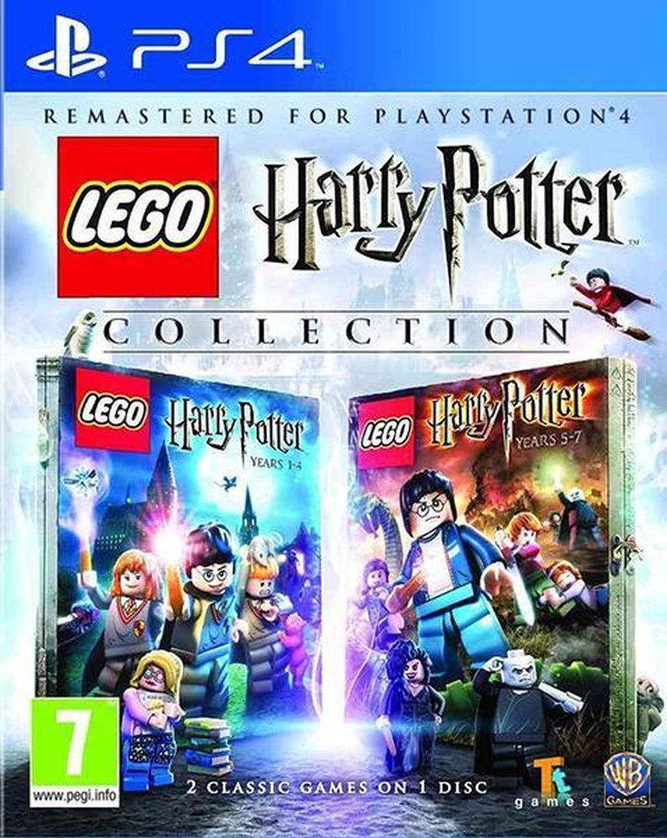 LEGO Harry Potter Collection: Jaren 1-7 - PS4 - Warner Bros. Games