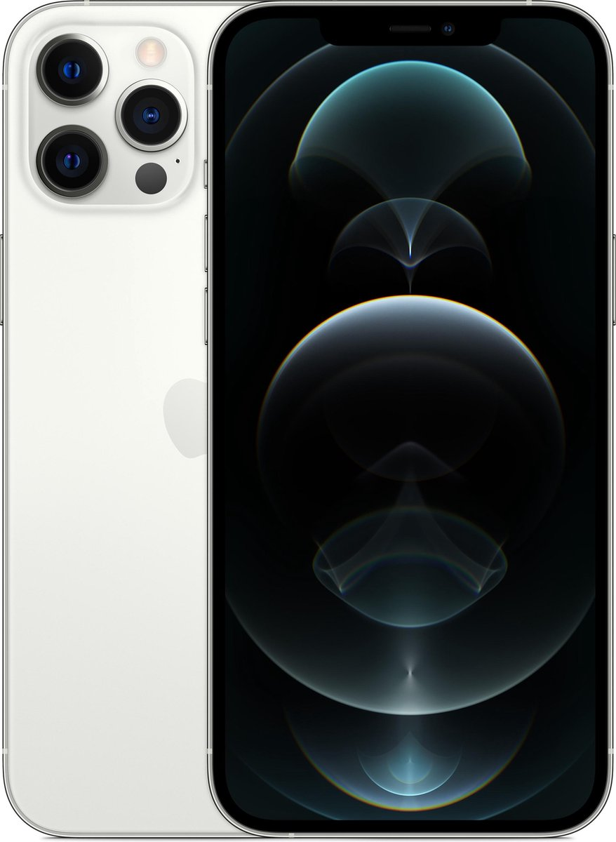 Apple iPhone 12 Pro Max – 128GB – Zilver