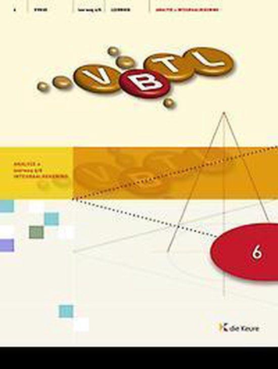 Vbtl 6 - kathondvla - leerboek analyse 4: integraalrekening lw6/8 - Philip Bogaert |