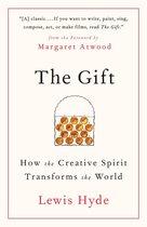 Boek cover The Gift van W.Lewis Hyde