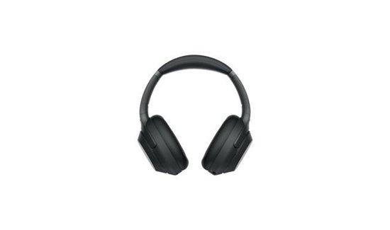 Sony WH-1000XM3 - Draadloze Bluetooth over-ear koptelefoon met Noise Cancelling - Zwart