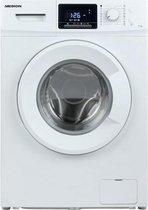 MEDION MD 37378 wasmachine Vrijstaand Voorbelading Wit 7 kg 1400 RPM A+++