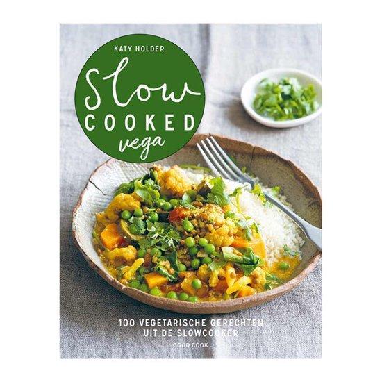 Slow cooked vega - Katy Holder  