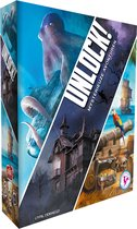 Unlock! 2: Mysterieuze Avonturen - Escape Room Spel
