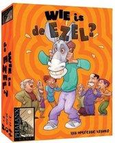 Wie is de ezel? Kaartspel