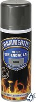 Hammerite hittebestendige lak - Mat - Zwart - 400 ml