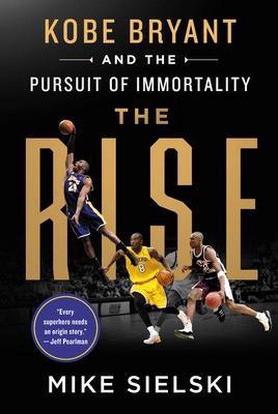 Boek cover The Rise van Mike Sielski (Hardcover)