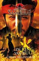 De jonge Samoerai 6 -   De ring van vuur