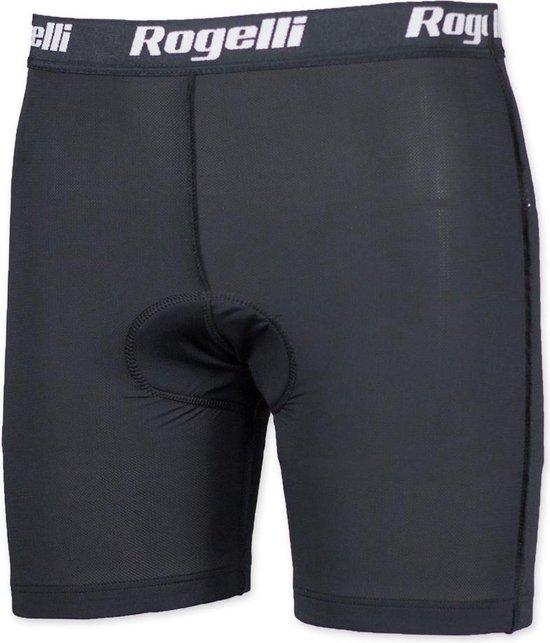Rogelli MTB Binnenbroek - Zwart - Maat L - Rogelli