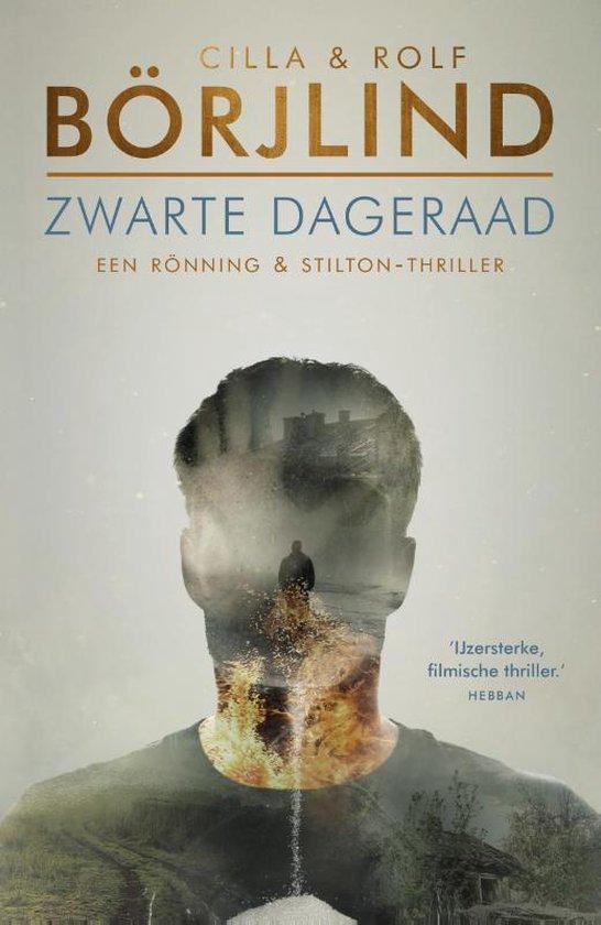 Boek cover Rönning & Stilton  -   Zwarte dageraad van Cilla Börjlind (Paperback)