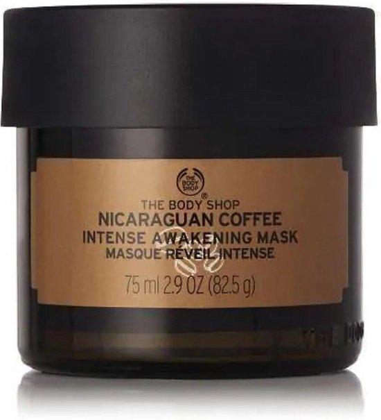 The Body Shop Facial Mask 75ml Coffee