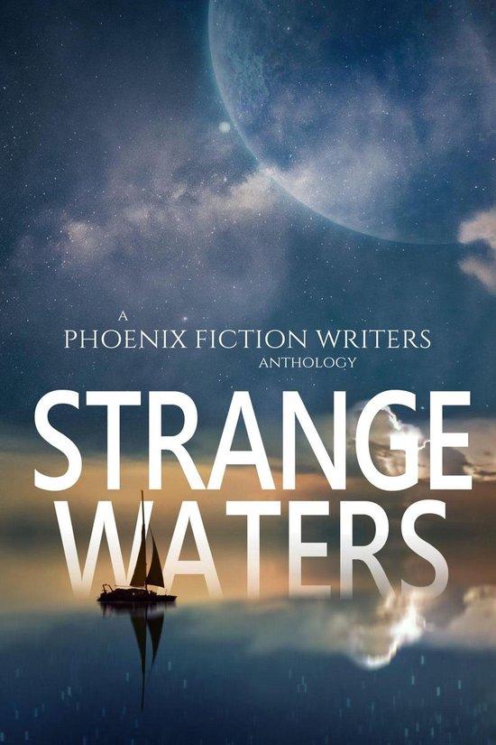 Boek cover Strange Waters van E.B. Dawson (Onbekend)