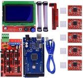 Arduino Compatible 3D Printer Set