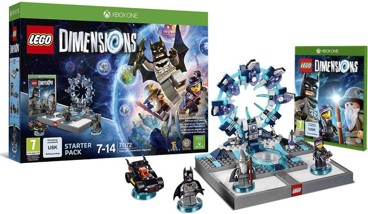 LEGO Dimensions - Starter Pack - Xbox One - LEGO Dimensions