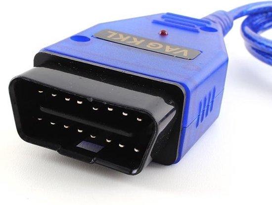 OBD2 LITE 409 II Lead VAG KKL Diagnostic Cable for VW Audi Seat Skoda