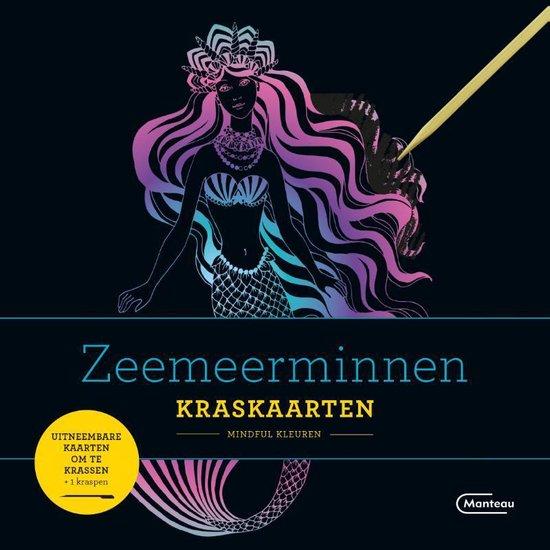 Zeemeerminnen Kraskaarten - none   Fthsonline.com
