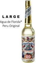 LARGE Florida Water 270 ml AGUA DE FLORIDA original Peru