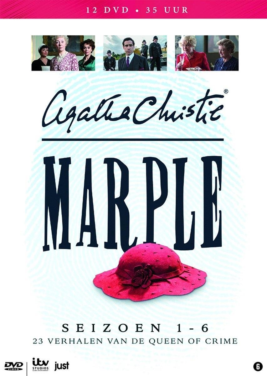 Miss Marple - Complete Collectie 1 t/m 6 - Tv Series