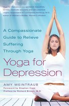 Boek cover Yoga For Depression van Amy Weintraub (Paperback)