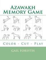 Azawakh Memory Game