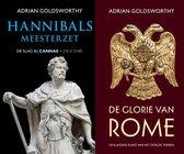 Hannibals meesterzet en Glorie van Rome - pakket