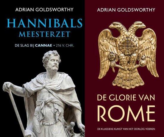 Afbeelding van Hannibals meesterzet en Glorie van Rome - pakket