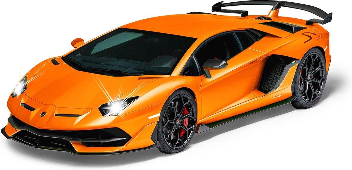 Rastar Rc Lamborghini Aventador Svj Oranje 1:14