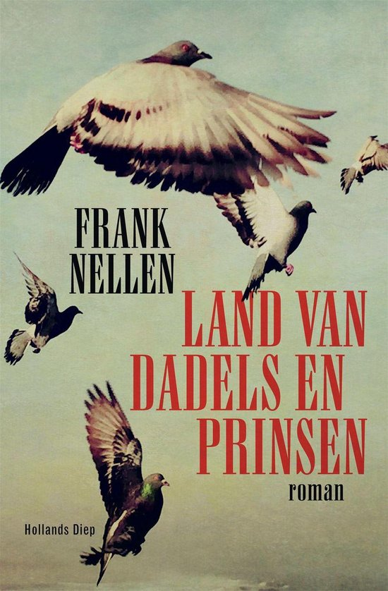Land van dadels en prinsen - Frank Nellen pdf epub