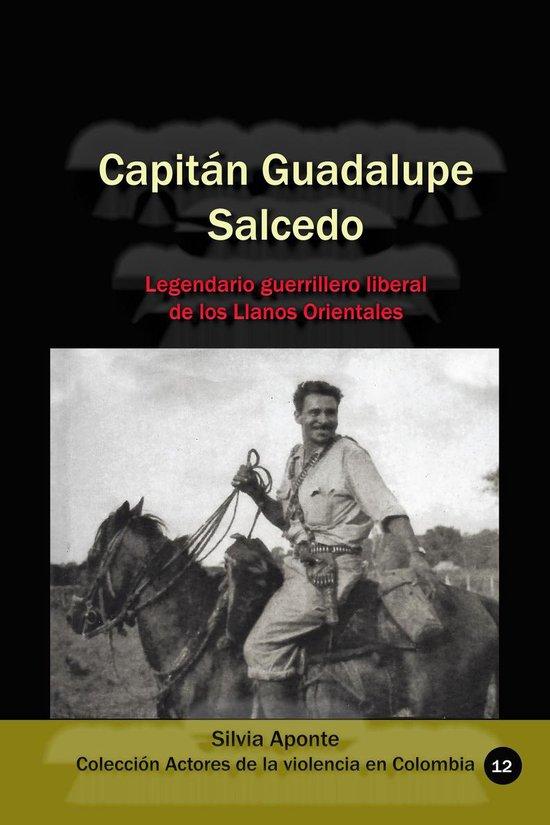 Capitán Guadalupe Salcedo