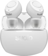Sudio Tolv-R True Draadloze In-Ear Mic - Wit