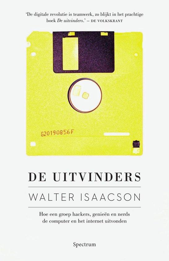 De uitvinders - Walter Isaacson | Readingchampions.org.uk