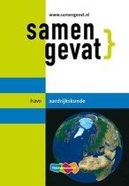 Boek cover Samengevat - havo Aardrijkskunde van H.J.C. Kasbergen