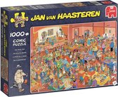 Afbeelding van Jan van Haasteren De Goochelbeurs puzzel 1000 Stukjes