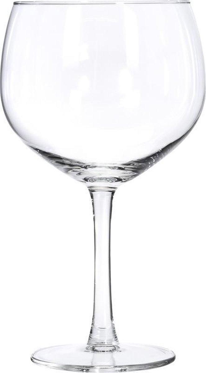 4x Gin tonic glazen 650ml