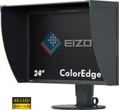 "Eizo CG248-4K 23.8"" Black 4K Ultra HD LED display"