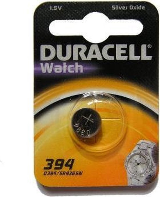 Duracell Uurwerken 394 1CT - Duracell