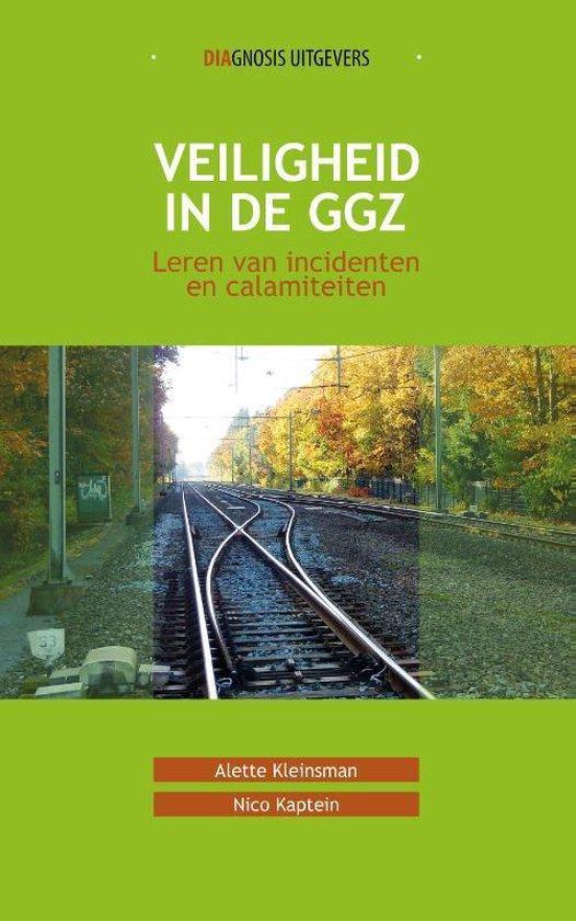 Veiligheid in de ggz - Alette Kleinsman |