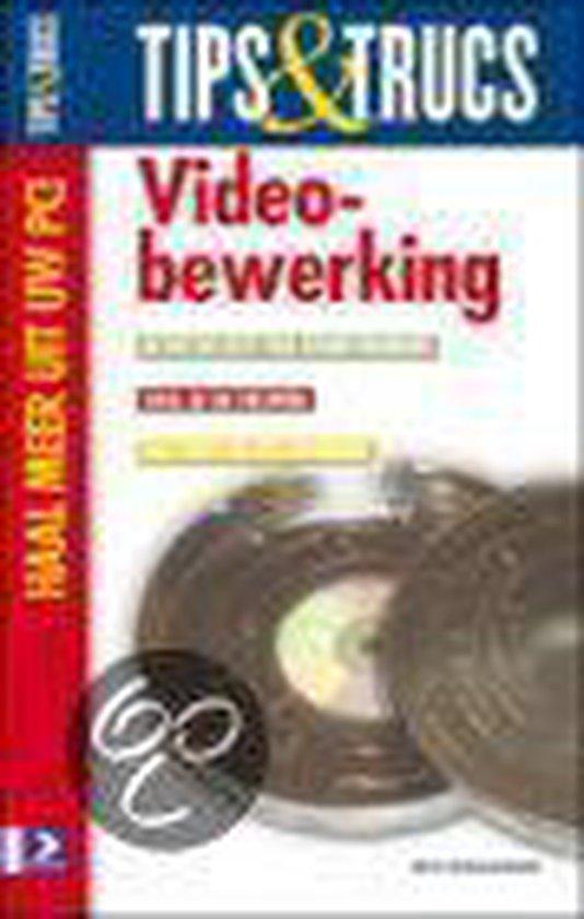 Cover van het boek 'Videobewerking'