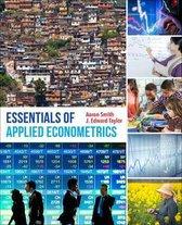 Boek cover Essentials of Applied Econometrics van Aaron D. Smith