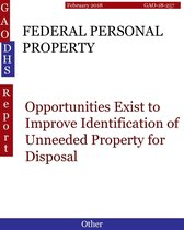 FEDERAL PERSONAL PROPERTY