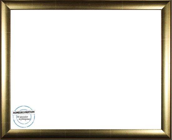 Homedecoration Colorado – Fotolijst – Fotomaat – 31 x 38 cm – Goud glans