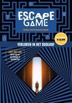 Escape game - Verloren in het doolhof