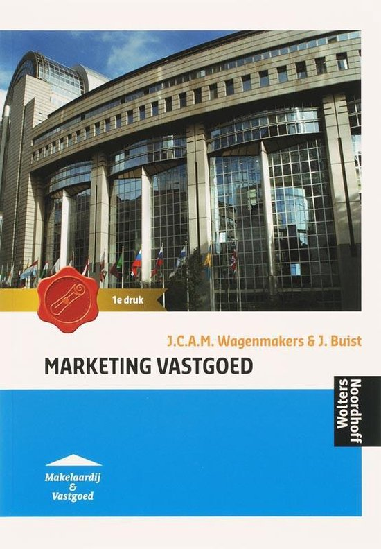 Marketing vastgoed - J. Buist  