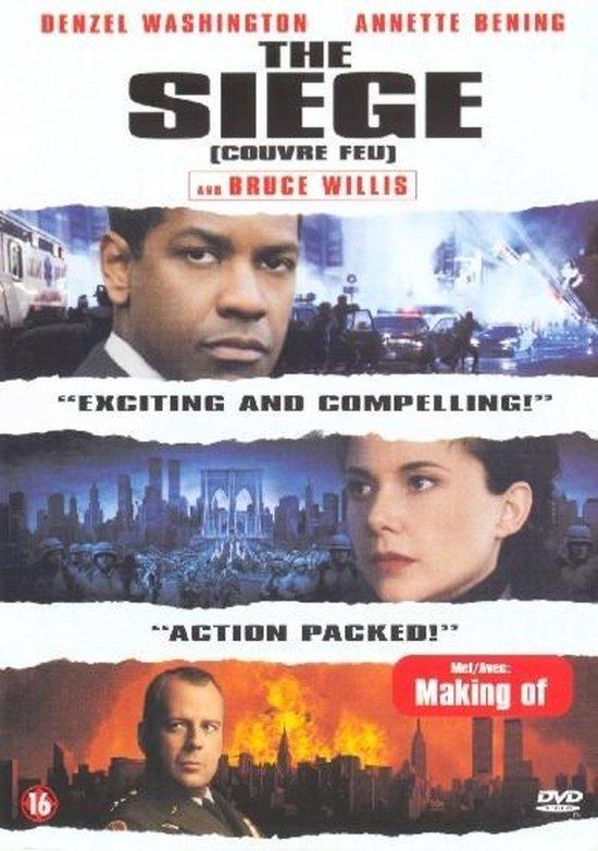 Cover van de film 'Siege'